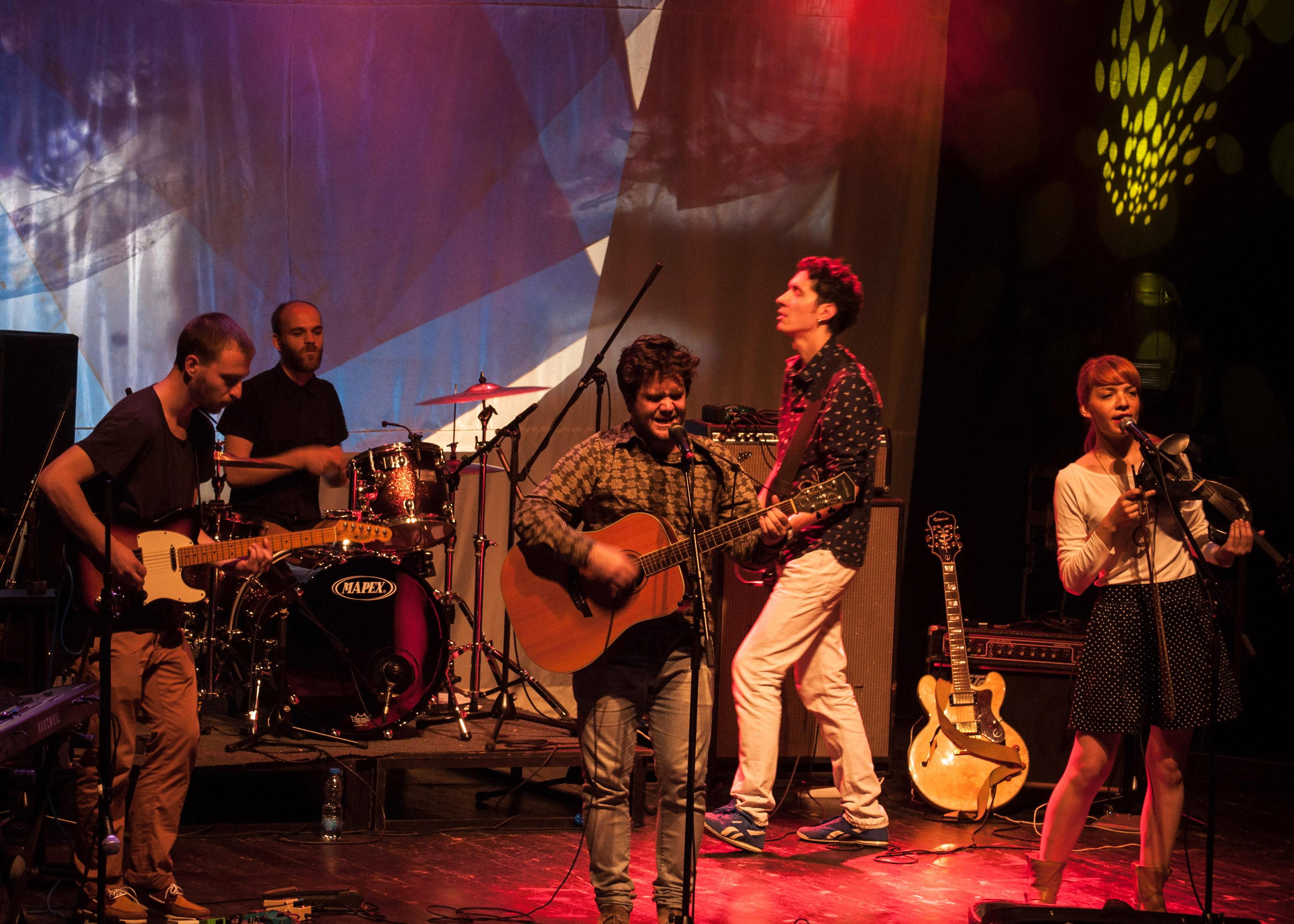 Peta godina festivala Poezika