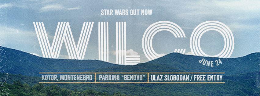 Festival SeaRock promoviše koncert benda Wilco