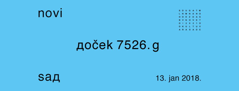 Doček 7526. sa Sarom Renar i Anom Ćurčin