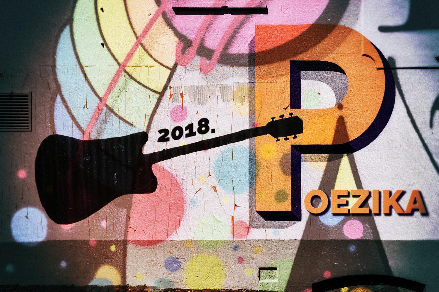 Konkurs za kantautore iz regiona ‒ festival Poezika 2018.