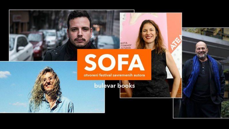 Dvodnevni književni festival savremenih autora 'SOFA' u Novom Sadu